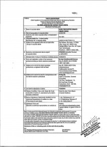 Dear All, Please be noted that, This case is filed by IFCI Ltd, not by Heera Construction Co. (P) Ltd